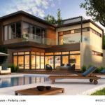 Moderne Fenster für ein modernes Eigenheim