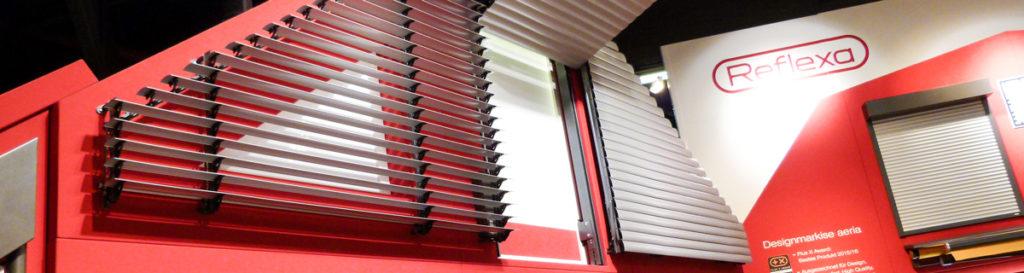 Vorbaurollladen und Aufsatzrollläden von Reflexa